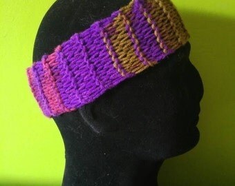 Knitted headwrap/headband