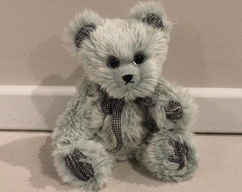 JESSIE - Teddy Bear, Handmade, Soft Toy, Stuffed Animals, Newborn Gift
