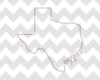 Texas Aggies SVG, Aggies SVG, A&M SVG, Texas Svg, Aggies Cut File, College Football Svg, Football svg, Texas State svg