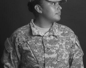 La Soldadera // The Soldier