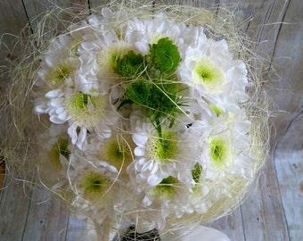 Delicate subtle Bride's Bouquet!