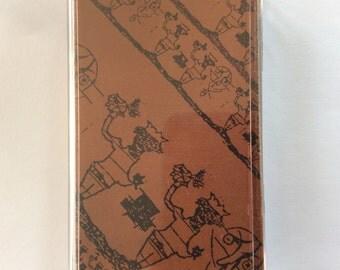 SEBADOH - WEED FORESTIN' cassette (Homestead)