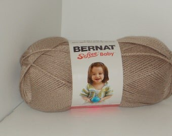 Bernat Softee Baby Yarn (Little Mouse) 5oz/140g