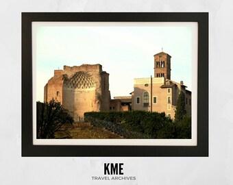 Rome, Italy: Print 020