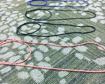 Long Double Wrap Necklace