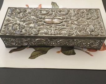 Godinger Silver Jewelry box