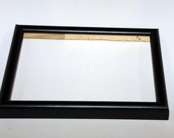 Wood Frame - 8x10 - Black - F-6
