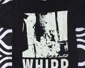 """Whirr """"Begotten"""" t-shirt"""
