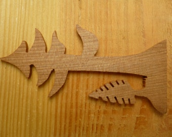 Redwood tree silhouette hand cut from reclaimed old growth stump in Humboldt California