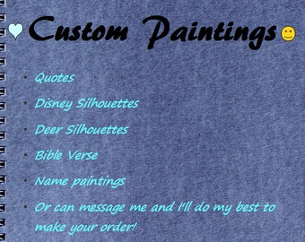 Custom Paintings