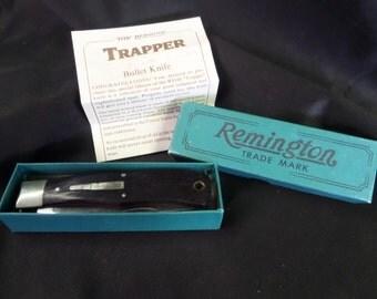 Remington Bullet Knife