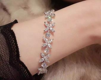 Luxury Life CZ Elegant Fashion Bracelet
