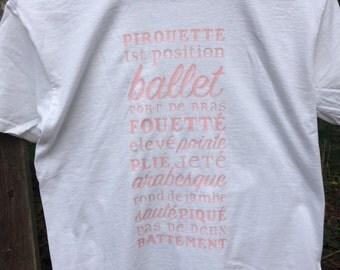 Ballet Dance Shirt
