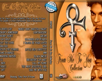 PRINCE CONCERT - Prince Me To You Collection-DVD Video