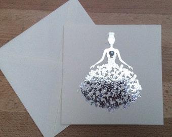 Silver Princess card