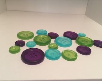 Button Soap Set