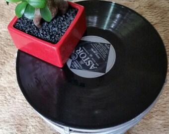 Retro Record Table