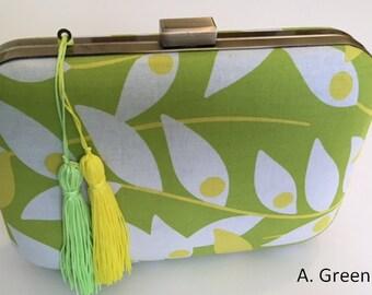 Clutch handbag, Purse, wedding, Bridesmaid