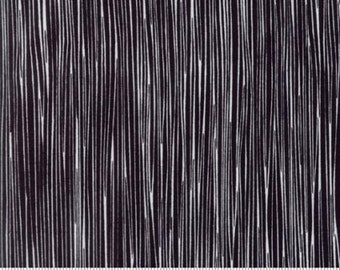 Black & White Thicket Stripes from Moda 48205-14