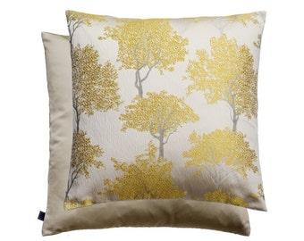 Golden Forest Cushion Cover