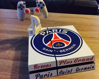 Stickers psg paris saint germain ps4 console gamepad controller
