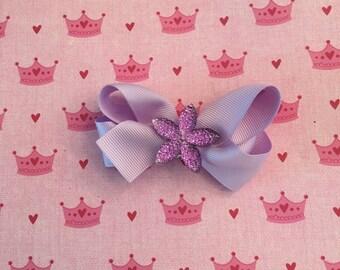 Starfish charm on bows