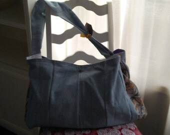 Handbag/Tote (expandable)
