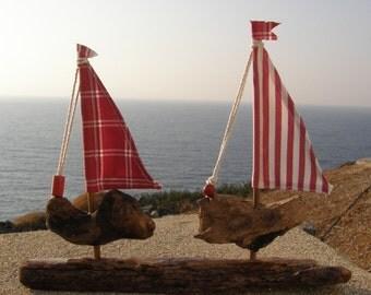 Driftwood Ships
