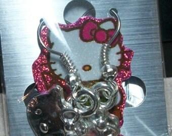 HELLO KITTY Earring Set