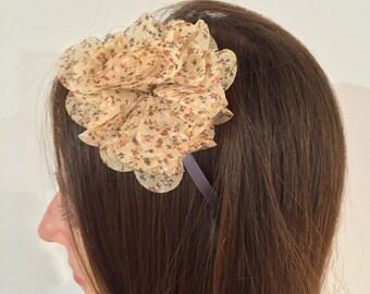 Head band - flower
