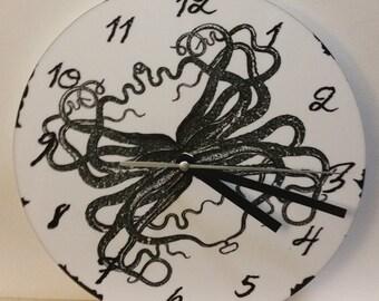 Clock tentacles