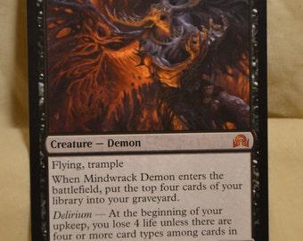 Mindwrack Demon, MTG, Near Mint Card