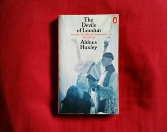 a literary analysis of the devils of loudun by aldous huxley Aldous huxley monochrome portrait of aldous huxley sitting on a table,  aldous huxley, the devils of loudun appendix (1952) karya aldous huxley novel.