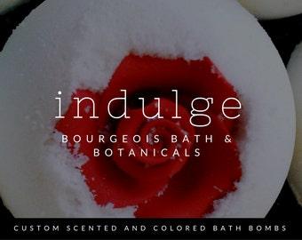 Indulge Bath Bombs
