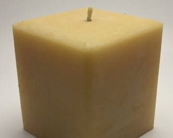 Square Pillar Candle