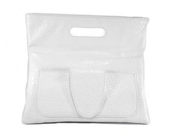 Portfolio 3-in-1 Jackie / genuine leather / genuine leather bag / New
