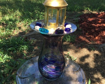 Lighthouse Bird feeder or Center piece
