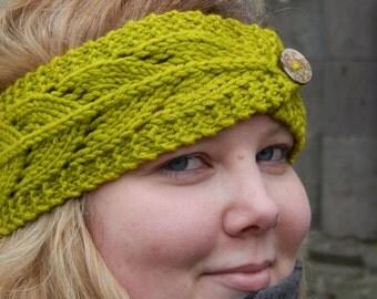 Heisterbach Headband Pattern