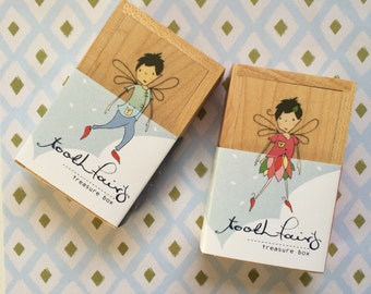 Tooth Fairy Boxes - twin pack
