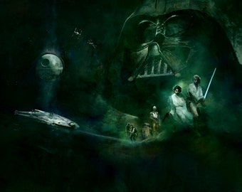 Star Wars by Christopher Shy