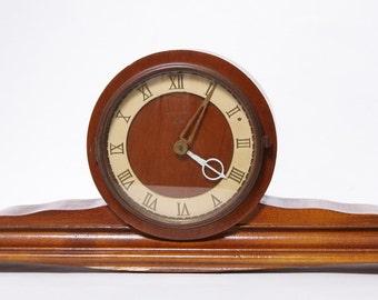 """Vintage soviet clock """"Vesna"""".  USSR 1958"""