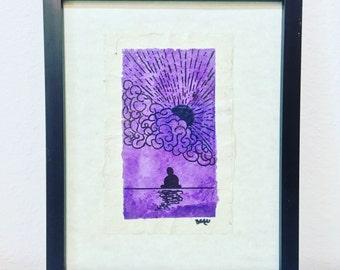 Reflection-Purple