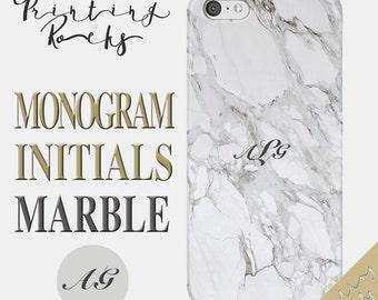 Monogram Initials iPhone Case Custom iPhone Case iPhone 7 Plus Case iPhone 7 Case iPhone 6 case iPhone 5 iPhone 5s iPhone 4 iPhone 6s 11