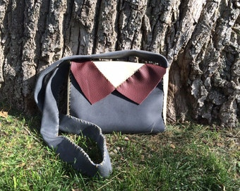 Properly Made Leather Handbag