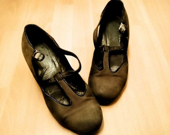 Professional flamenco shoes SENOVILLA Spanish number 5 and a half