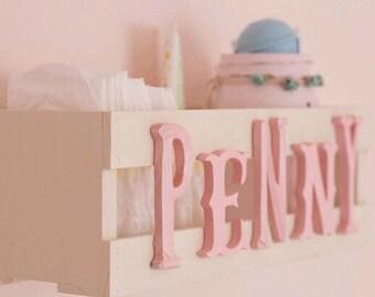 Nursery Name box