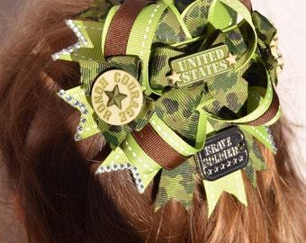 Army bow