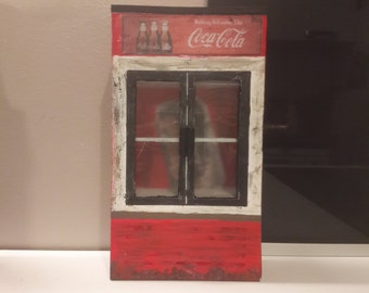 Refrigerateur armoire to 1:12 for soda bottles