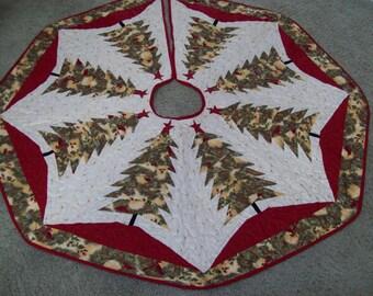 Christmas Tree Skirt #46