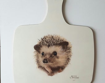 Henry the Hedgehog - chopping board
